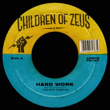 "Children Of Zeus - Hard Work - 7"" Vinyl"