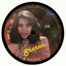 """Sharon / Usha Uthup - Aaj Ki Raat / Chhupke Kaun Aya - 7"""" Vinyl"""