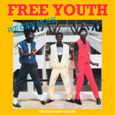"Free Youth - We Can Move - 12"" Vinyl"