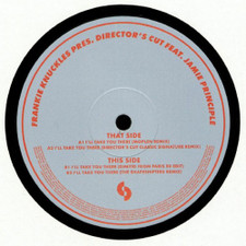 """Frankie Knuckles Presents Director's Cut - I'll Take You There - 12"""" Vinyl"""