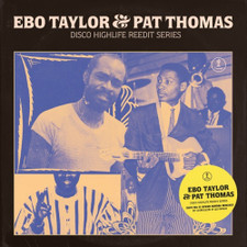 "Ebo Taylor / Pat Thomas - Disco Highlife Reedit Series - 12"" Vinyl"