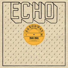 "Lord Echo - Just Do You - 12"" Vinyl"