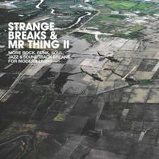 Various Artists - Strange Breaks And Mr. Thing II - 2x LP Vinyl