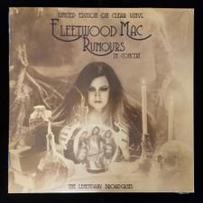 Fleetwood Mac - Rumours In Concert - LP Clear Vinyl