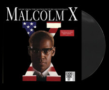Various Artists - Malcolm X (Music From The Motion Picture) - LP Vinyl