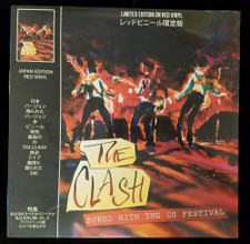 The Clash - Bored With The US Fest '83 - LP Colored Vinyl