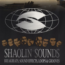 Shaolin Sounds - Vol.1 A/B: Breakbeats, Sound Effects, Loops & Groove - LP Vinyl