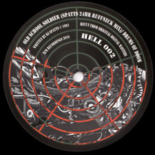 """The Criminal Minds - Old School Soldier / Drums Of Doom - 12"""" Vinyl"""