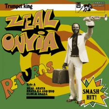 Zeal Onyia - Trumpet King Zeal Onyia Returns - LP Vinyl