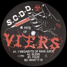 """Viers - SCDD Vol. 12 - 12"""" Vinyl"""
