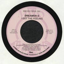 "Dreamer G / Precious - I Got That Feelin / Definition Of A Track - 7"" Vinyl"