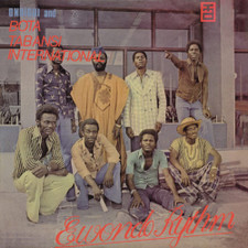 Ondigui & Bota Tabansi International - Ewondo Rhythm - LP Vinyl