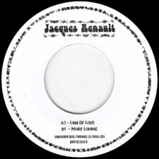 "Jacques Renault - Law Of Love - 7"" Vinyl"