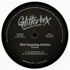 """JKriv feat. Adeline - Yo Love - 12"""" Vinyl"""