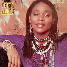 Letta Mbulu - In The Music… The Village Never Ends - LP Vinyl