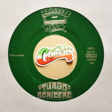 "Turbo Sonidero - Chamakas Rudas - 7"" Vinyl"