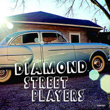 Diamond Street Players - Diamond Street Players - LP Colored Vinyl