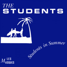 The Students - Students In Summer - LP Vinyl
