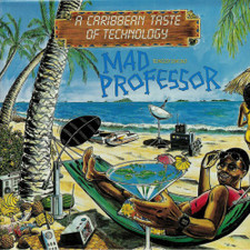 Mad Professor - A Caribbean Taste Of Technology - LP Vinyl