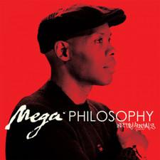 Cormega / Large Professor - Mega Philosophy Instrumentals - LP Vinyl