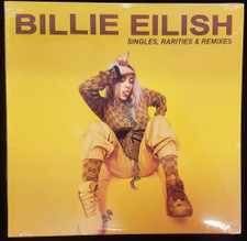 Billie Eilish - Singles, Rarities & Remixes - LP Colored Vinyl
