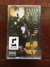 Wu-Tang Clan - Enter The Wu-Tang (36 Chambers) - Cassette