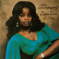 Nana Love - Disco Documentary - Full Of Funk - 2x LP Vinyl