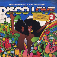 Various Artists - Disco Love 2 (More Rare Disco & Soul Uncovered) - 2x LP Vinyl