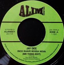 "Jay Dee - Rico Suave Bossa Nova / Come Get It - 7"" Vinyl"