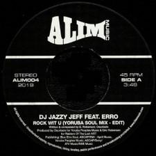 """DJ Jazzy Jeff - Rock Wit U (Osunlade Yoruba Soul Edits) - 7"""" Vinyl"""