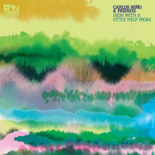 Carlos Nino & Friends - High With A Little Help From - LP Vinyl