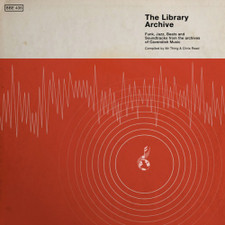 Various Artists - The Library Archive (Funk, Jazz, Beats & Soundtracks From The Vaults Of Cavendish Music) - 2x LP Vinyl