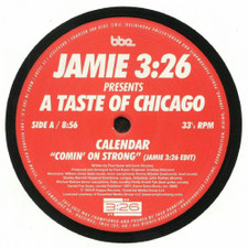 "Jamie 3:26 - A Taste Of Chicago - 12"" Vinyl"