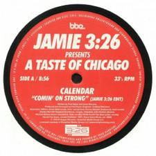 "Jamie 3:26 - A Taste Of Chicago - 12"" Vinyl"