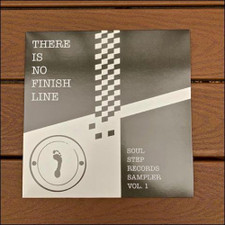 Various Artists - There Is No Finish Line - Sampler Vol. 1 - LP Vinyl