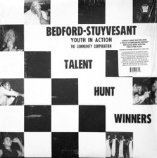 Various Artists - Talent Hunt Winners - LP Vinyl