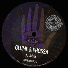 "Glume & Phossa - IMHK Ep - 12"" Vinyl"