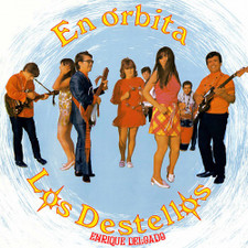 Los Destellos - En Orbita - LP Colored Vinyl