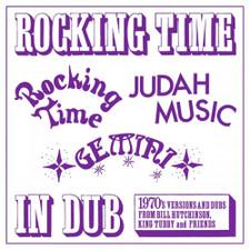 Bill Hutchinson / King Tubby - Rocking Time In Dub - LP Vinyl
