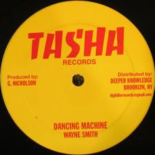 "Wayne Smith / Gilly Buchanan - Dancing Machine / Me No Mix - 12"" Vinyl"