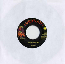 "Keithus I - Jah Children Cool - 7"" Vinyl"