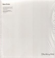 New Order + Liam Gillick - ∑(No,12k,Lg,17Mif) New Order + Liam Gillick: So It Goes..  - 3x LP Colored Vinyl Box Set