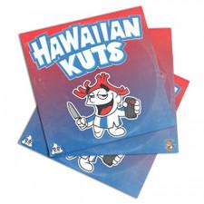 """DJ Idea & Krystilez - Hawaiian Kuts - 7"""" Vinyl"""
