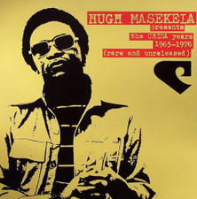 Hugh Masekela - The Chisa Years 1965-1976 (Rare & Unreleased) - 2x LP Vinyl