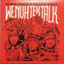 """Numa Crew x Killa's Army - We Nuh Tek Talk - 12"""" Vinyl"""