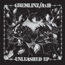 """Gremlinz / AxH - Unleashed Ep - 12"""" Vinyl"""