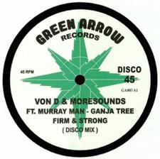 "Moresounds & Von D - Ganja Tree Firm & Strong - 12"" Vinyl"