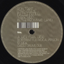 "Ron Trent vs Lono Brazil vs Dazzle Drums - Manchild (In The Promised Land) - 12"" Vinyl"