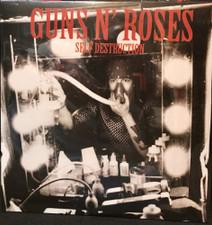 Guns N' Roses - Self Destruction - 2x LP Vinyl