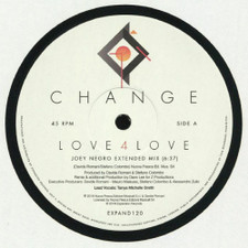 "Change - Love 4 Love / Make Me (Go Crazy) - 12"" Vinyl"